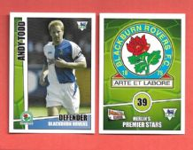 Blackburn Rovers Andy Todd 39 (MPS)
